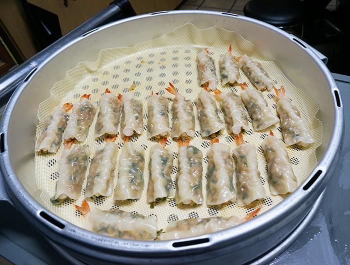 단양 마늘 만두
