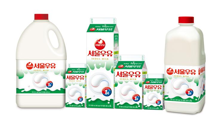 우유 주요 성분 1