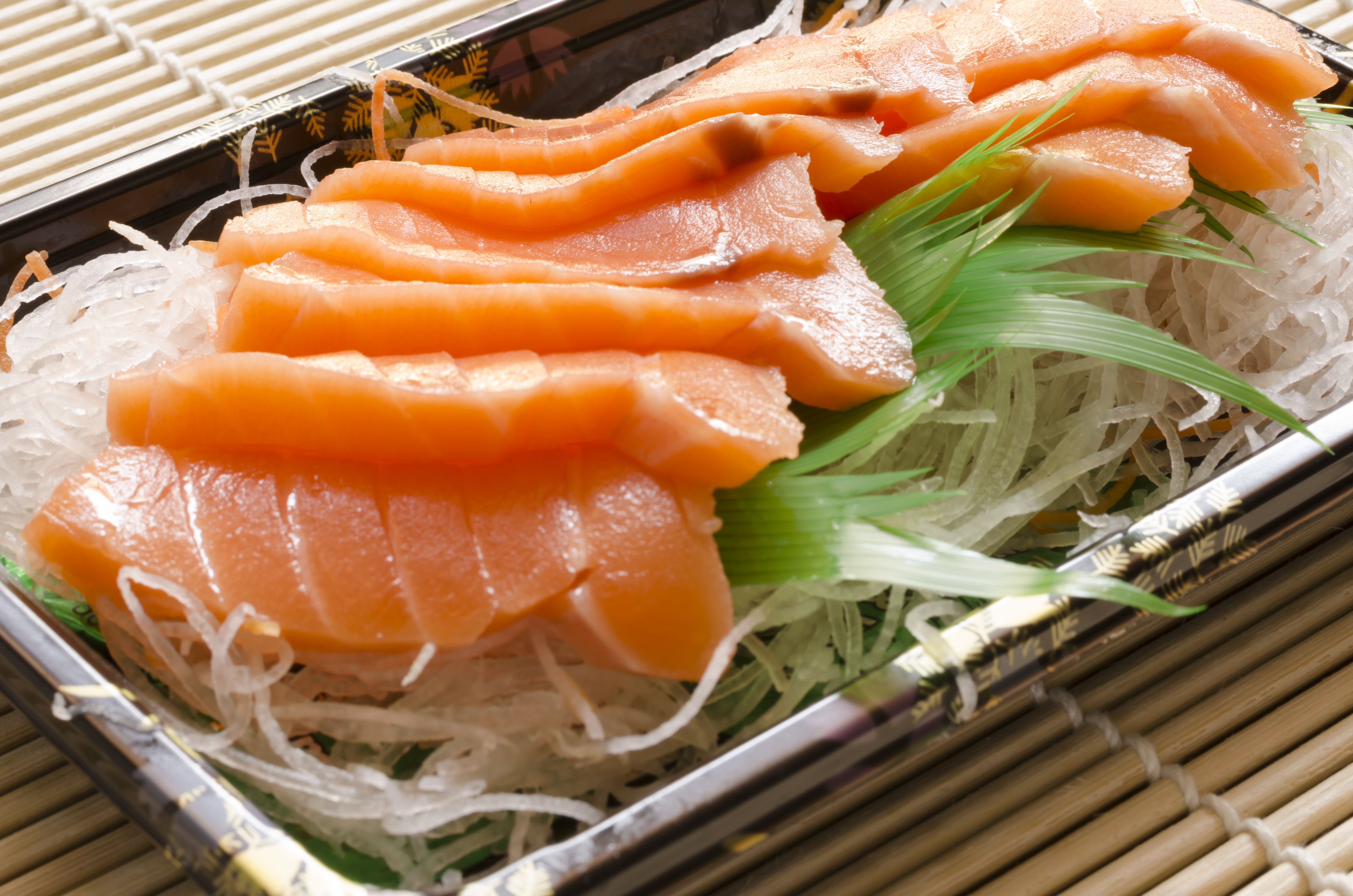 salmon for sushi